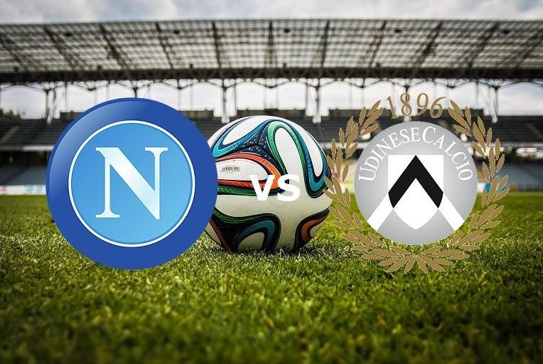Napoli Udinese streaming live gratis su