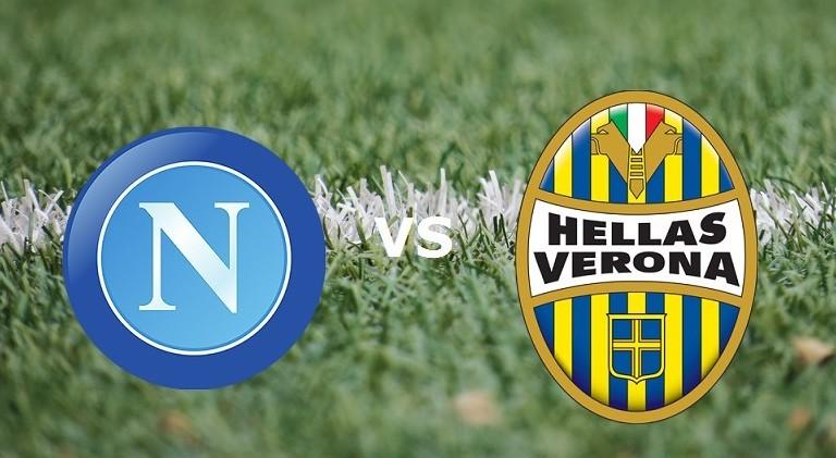 Napoli Verona streaming live gratis dire