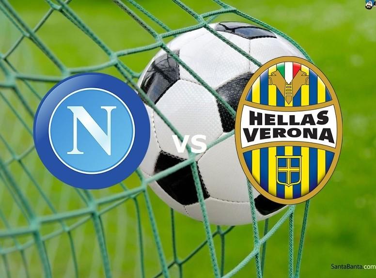 Napoli Verona streaming per vedere parti