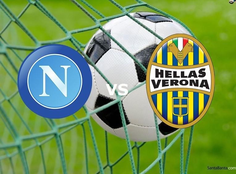 Napoli Verona streaming