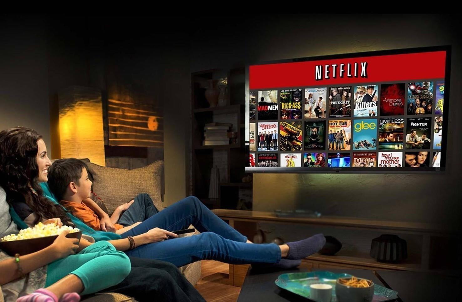 Netflix, bond 1,6 mld e sfida Sky Q rivo