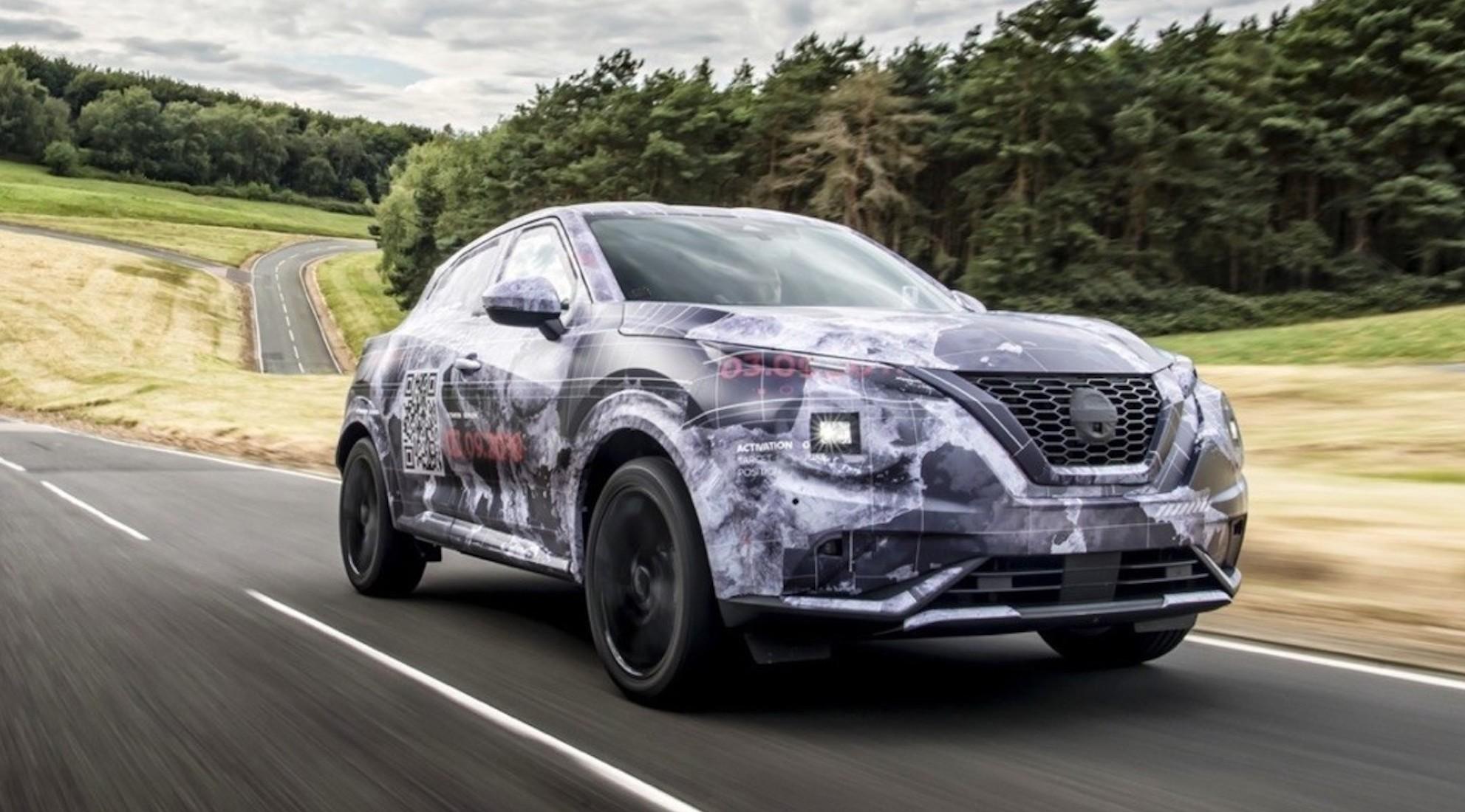 Nissan Juke 2019-2020 prezzi listino, mo