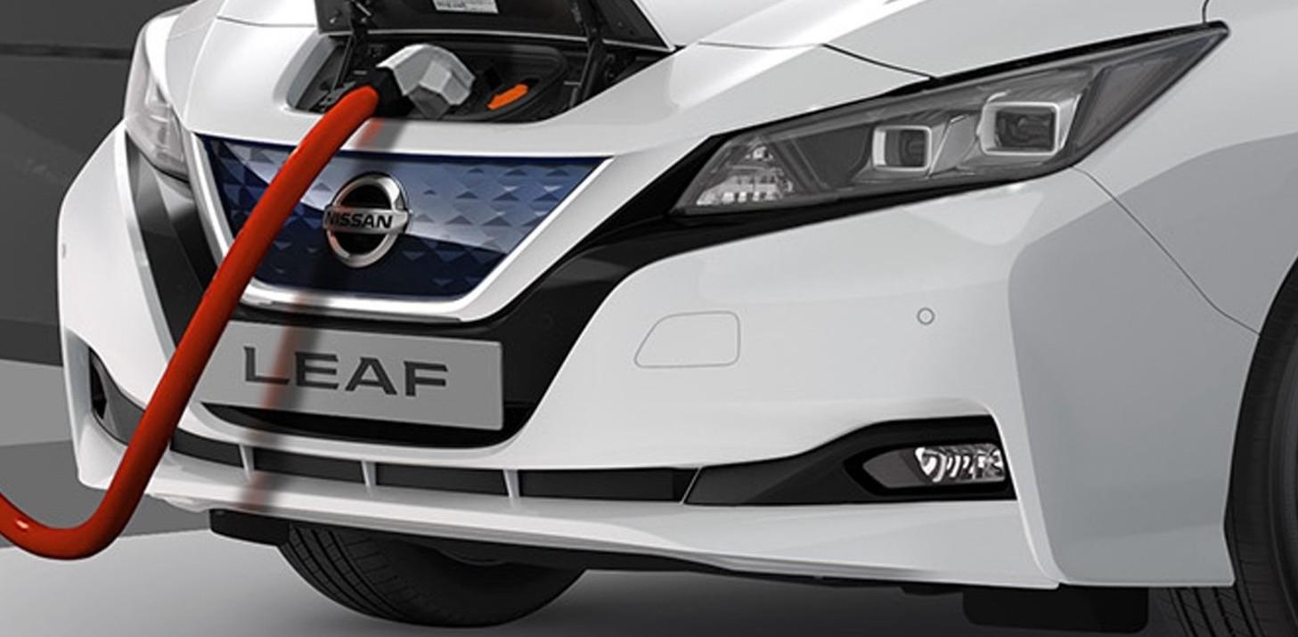 Nissan Leaf, migliore auto 2019 elettric