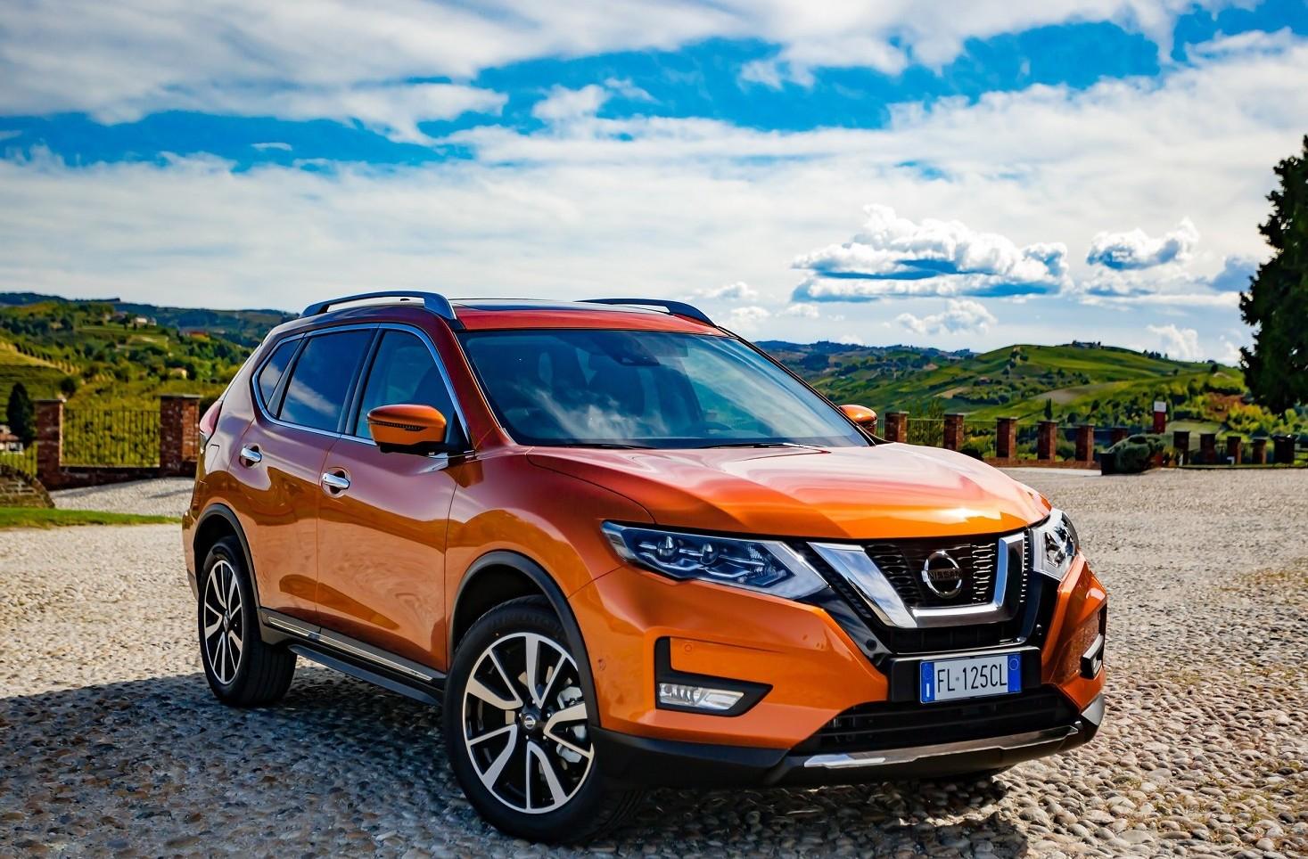 Nissan X-Trail 2019 prezzi nuovi motori