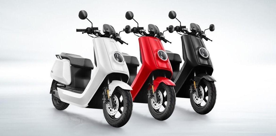 Nuovi scooter elettrici NIU N-GT e M+, i