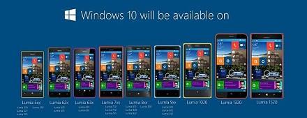 Nokia Lumia 520, 620, 820, 720, 630, 820