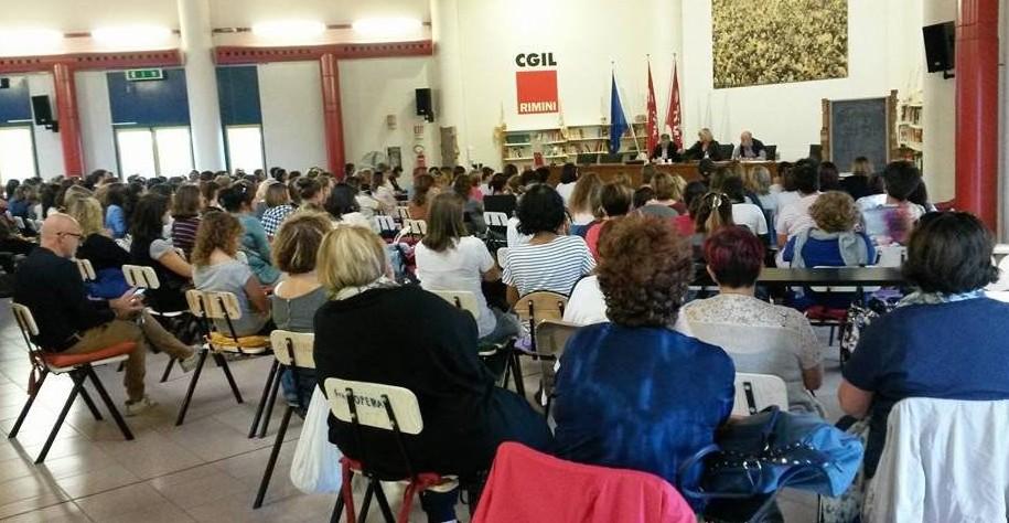 Emilia Romagna, occupazione e industria