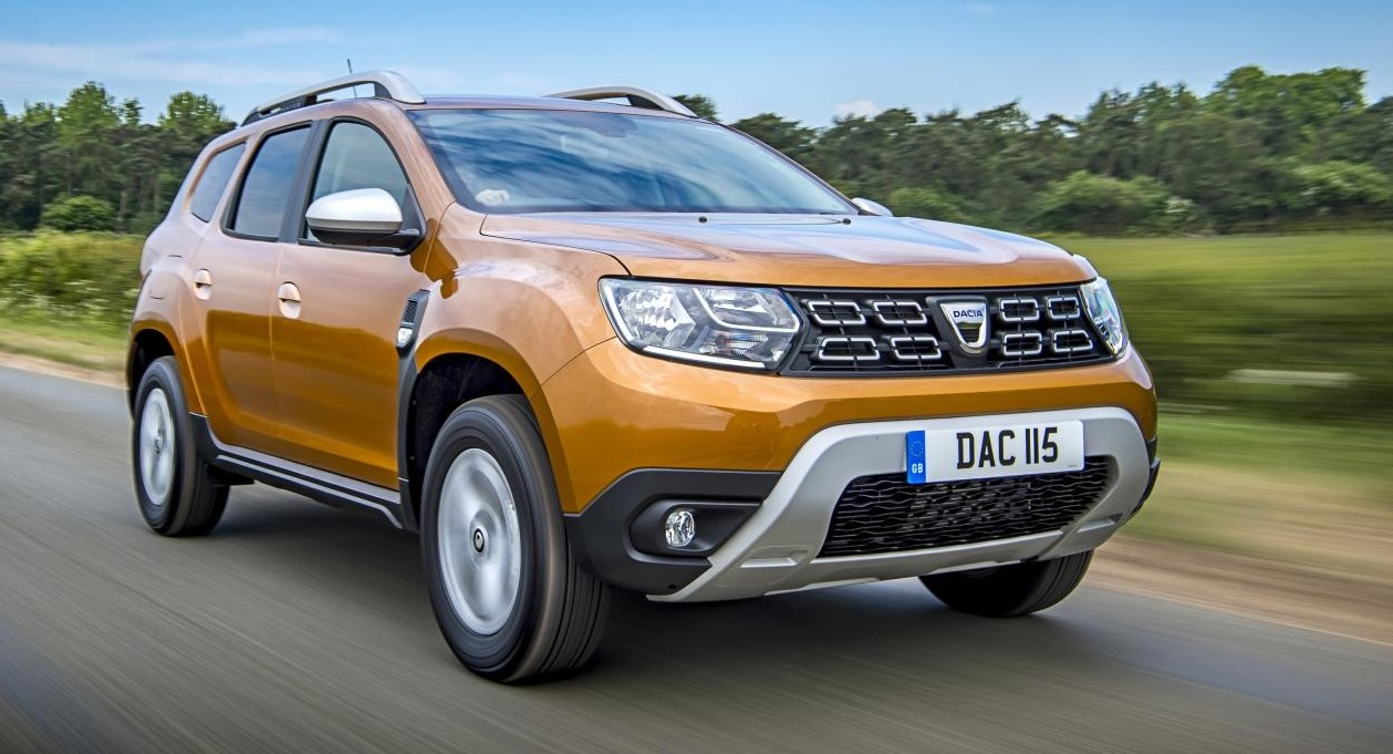 Nuova Dacia Duster 2019 recensioni e giu
