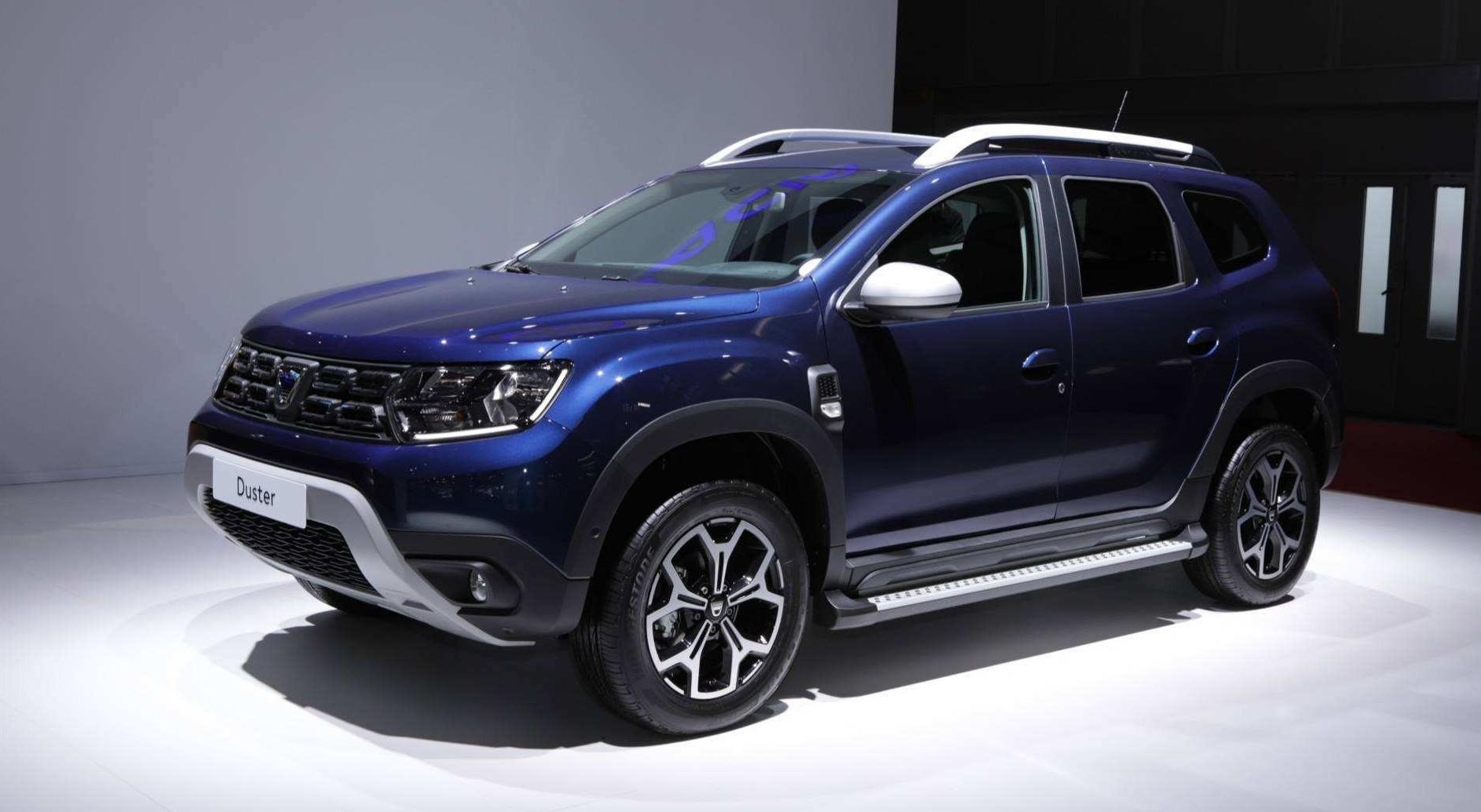 Nuova Dacia Duster 2020, sarà un modello