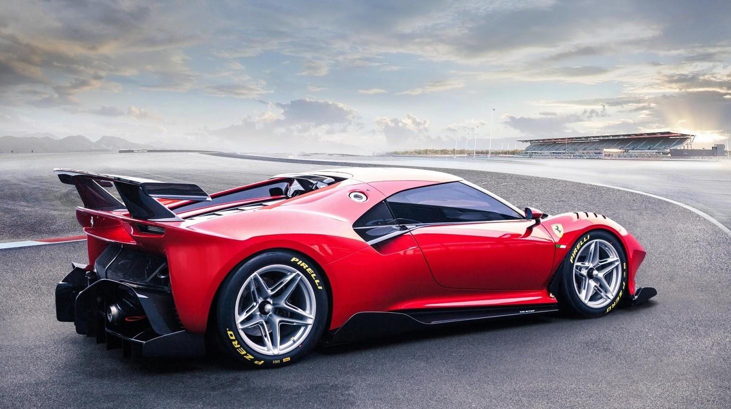 Nuova Ferrari Prototipo P80/C 2019 e le