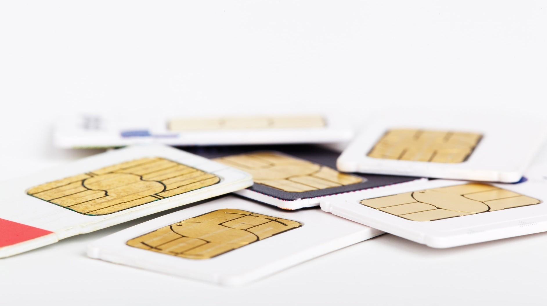 Ondata attacchi contro sim card cellular