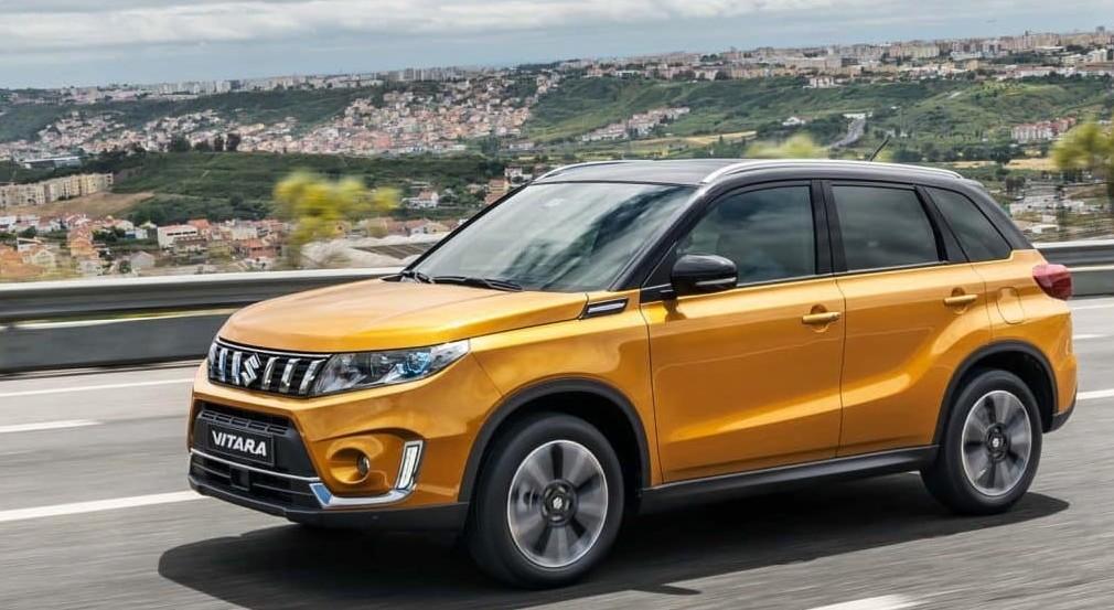 Nuova Suzuki Vitara 2019 motori, prezzi,