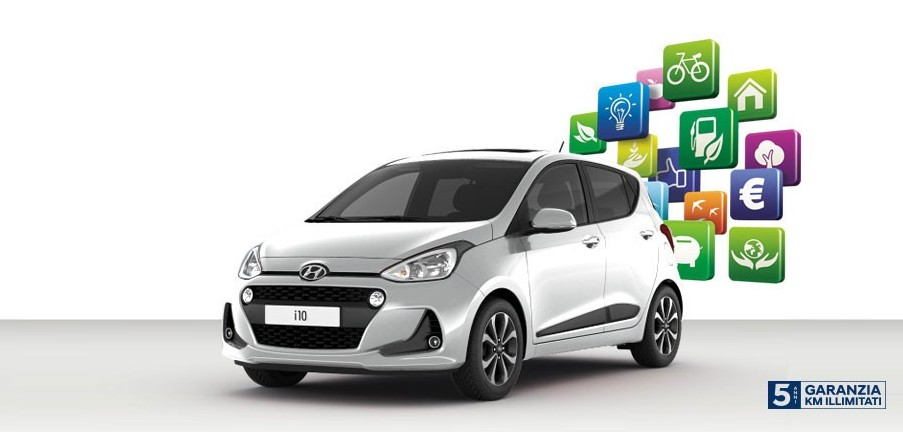 Nuove auto Hyundai Gpl 2019. I modelli i