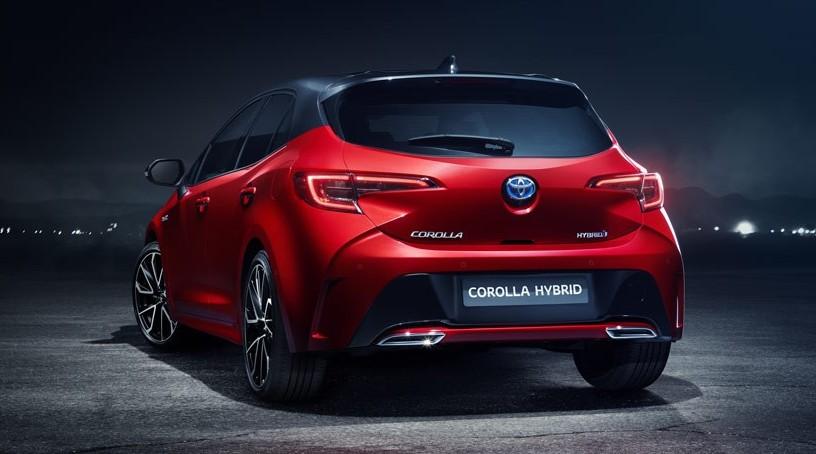 Nuove auto Toyota 2019. I modelli in arr