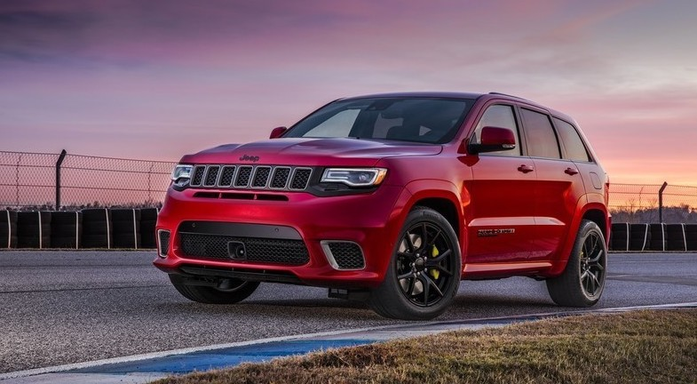 Nuove Jeep 2019 tra le auto Fiat in usci