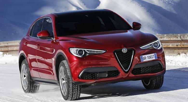 Alfa Romeo Suv compatto confermato con a