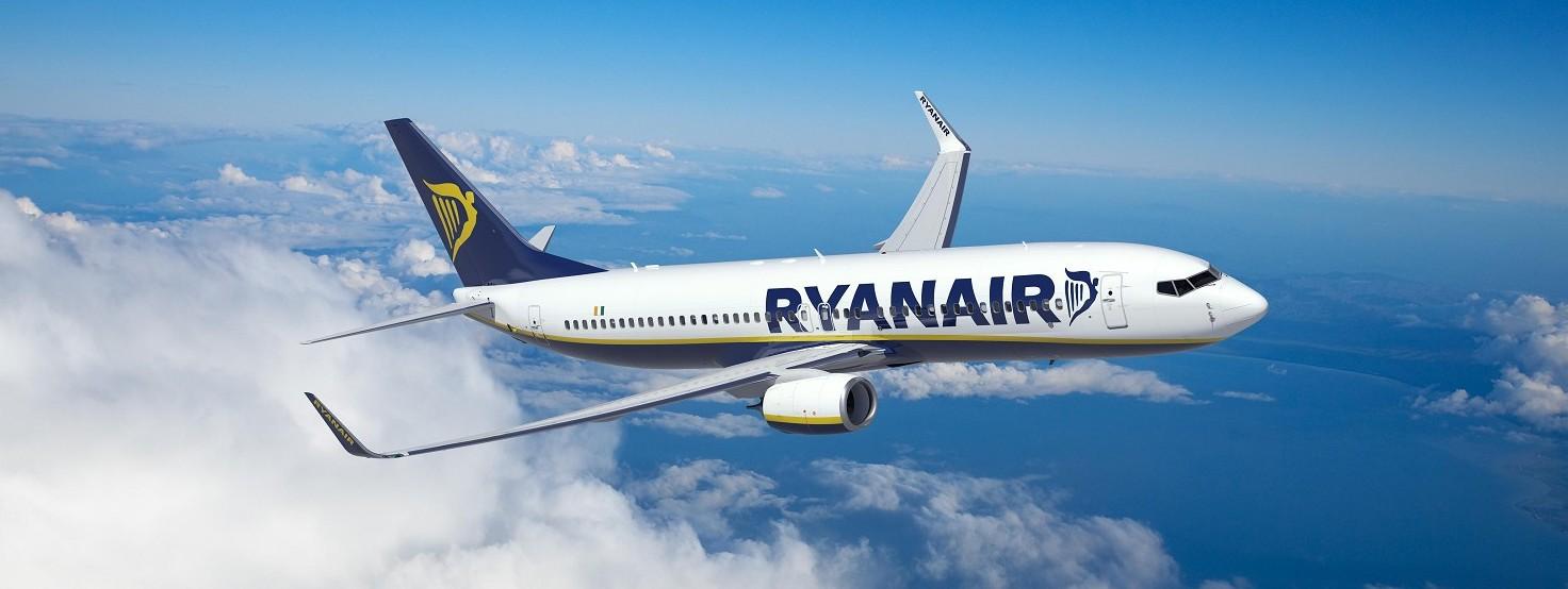 Nuovi voli Ryanair, Easyjet per l'estate