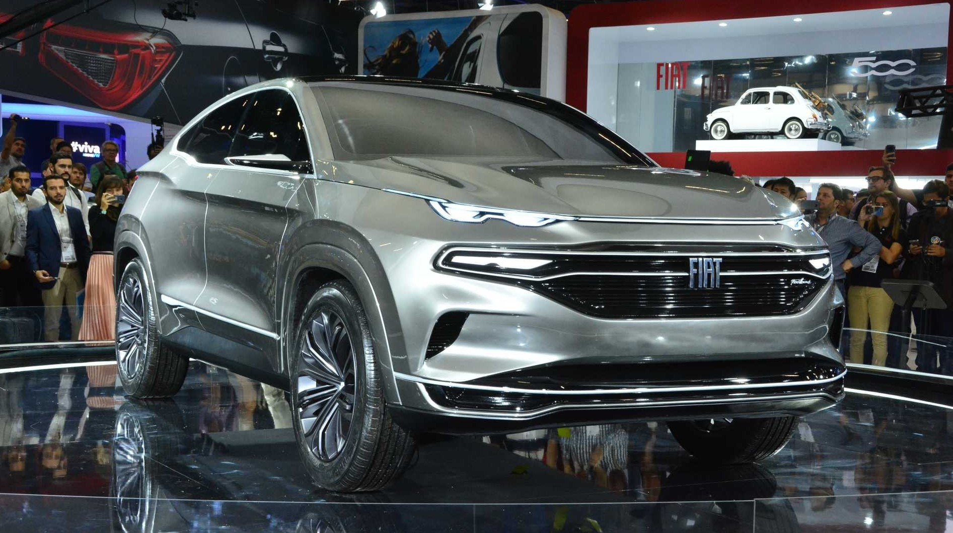 Nuovo Fiat Suv, tra le novità per il prossimo anno. Ecco ...
