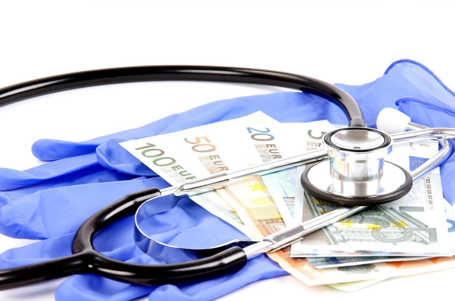 Ocse: spesa pro-capite sanitaria, Italia