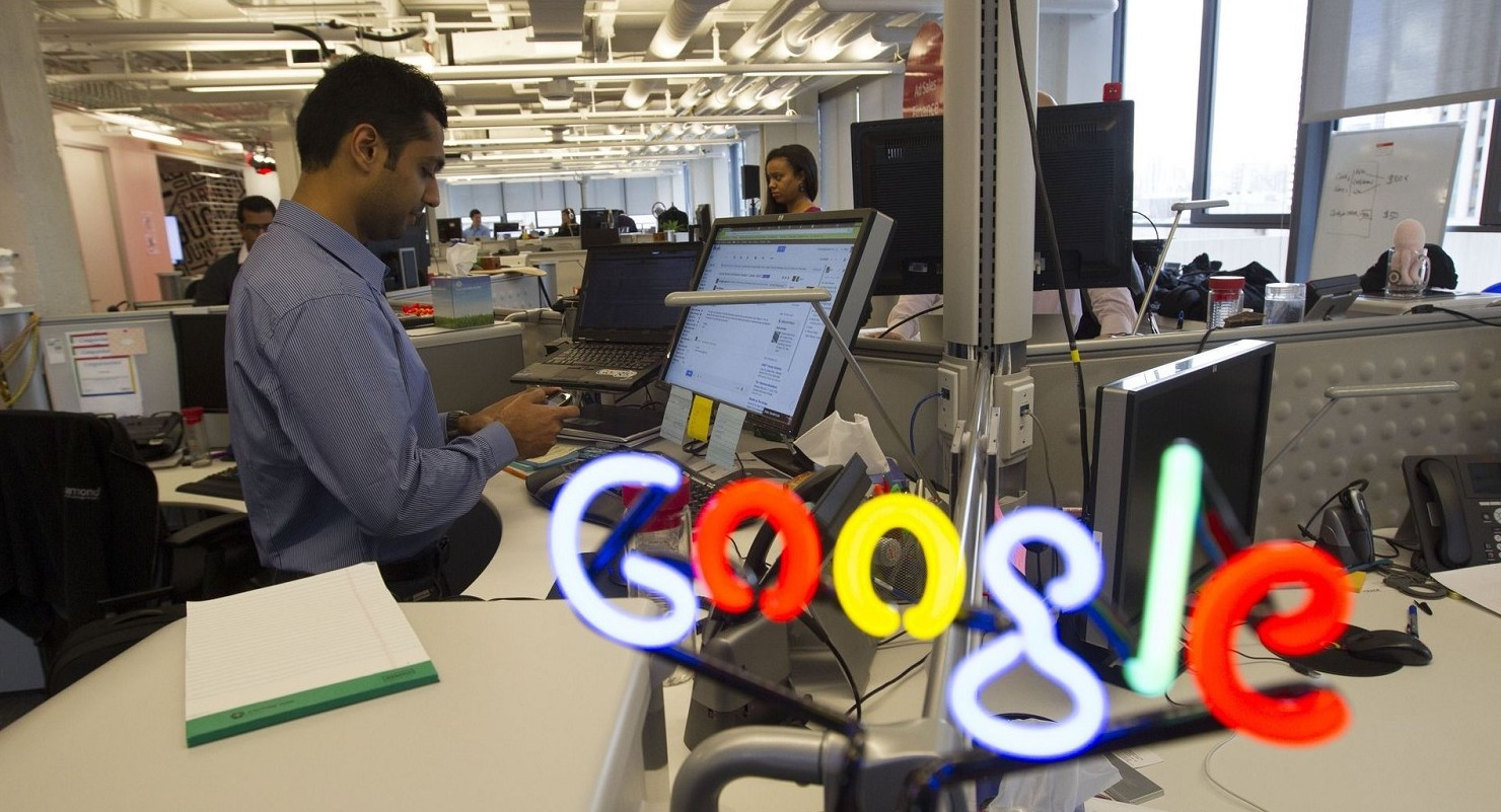 Offerte lavoro Google Italia Maggio 2019