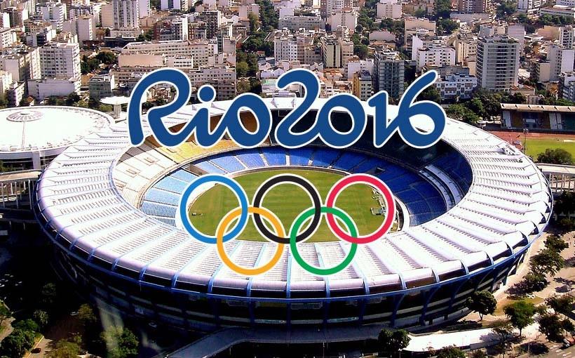 Olimpiadi 2016: cerimonia di apertura. C
