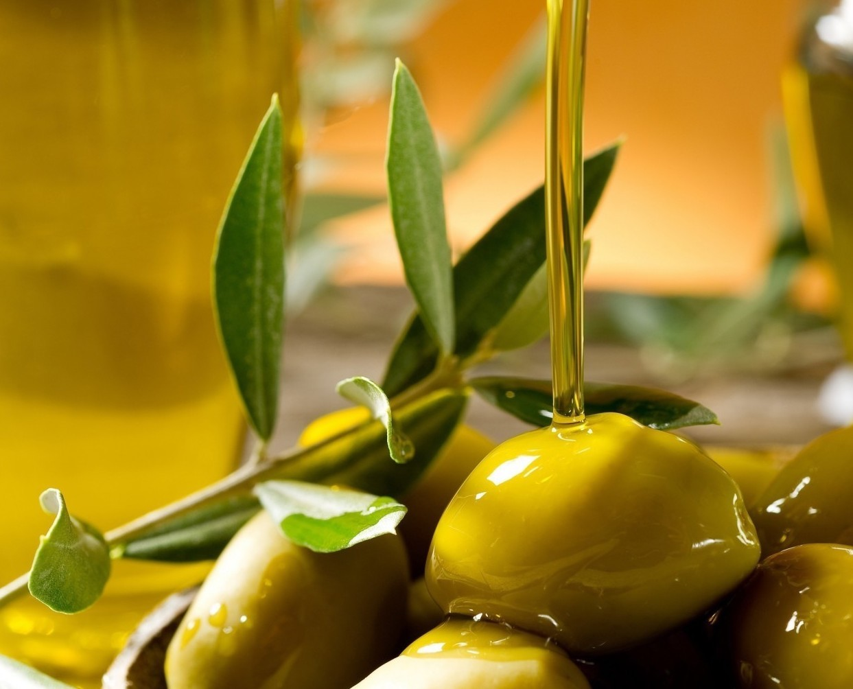Olio di oliva: l'importanza dell&#39