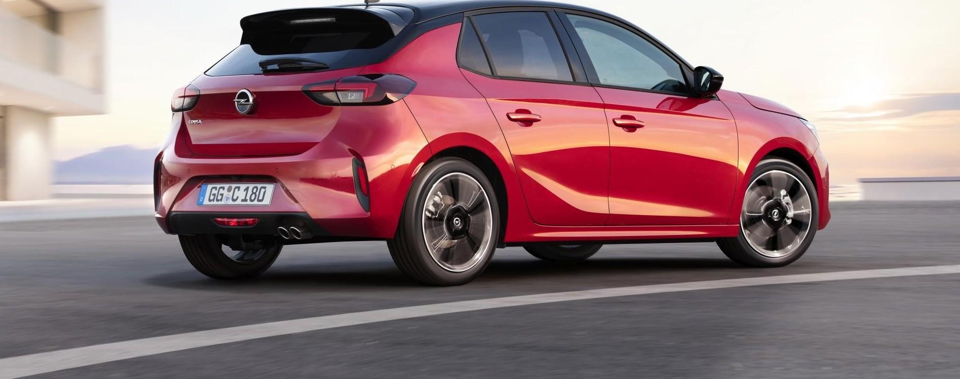 Opel Corsa 2020 nuovo modello. Motori, l