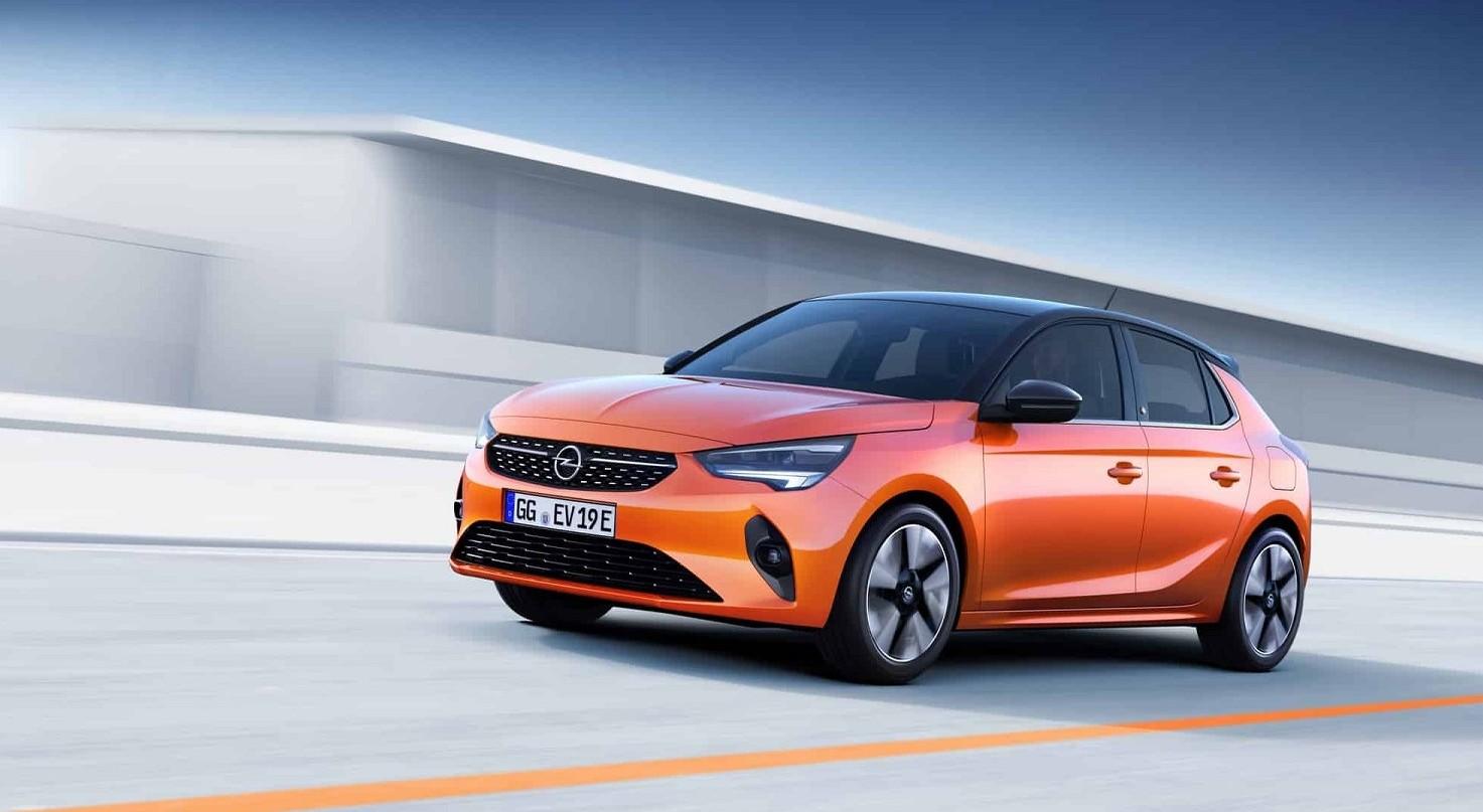 Opel Corsa elettrica: autonomia, prezzi