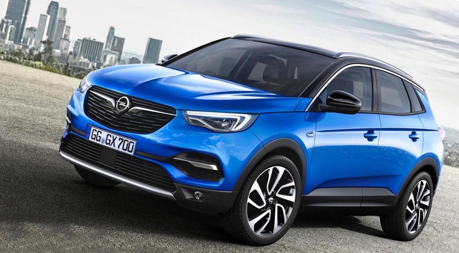 Opel Grandland X 2019 prezzi, modelli nu