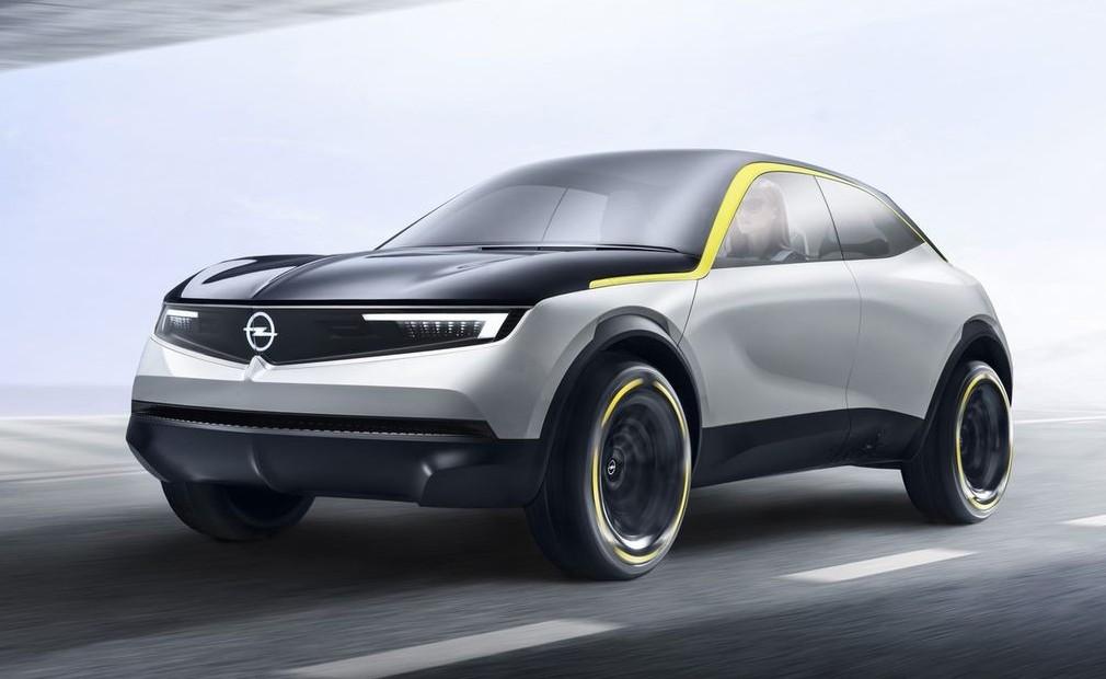 Opel i suv attuali e del futuro come il