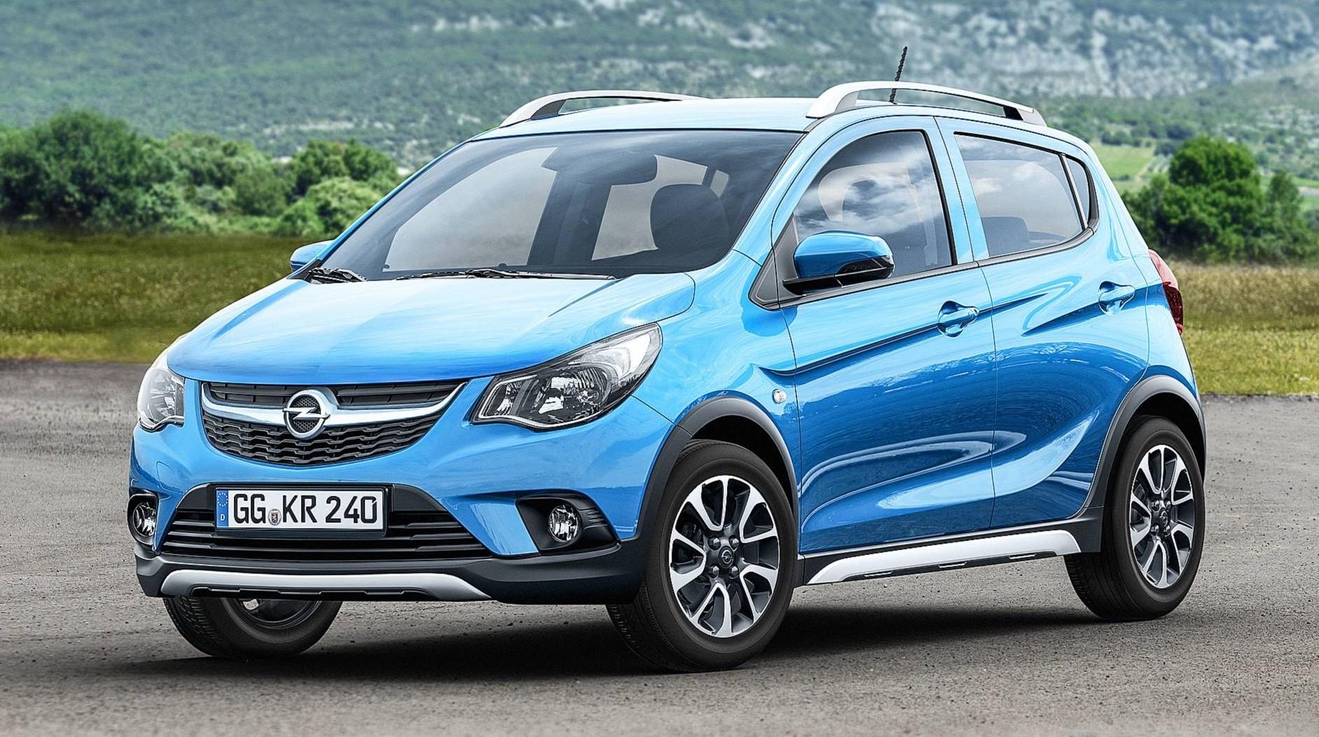Opel Karl Rocks 2019 perché conviene com