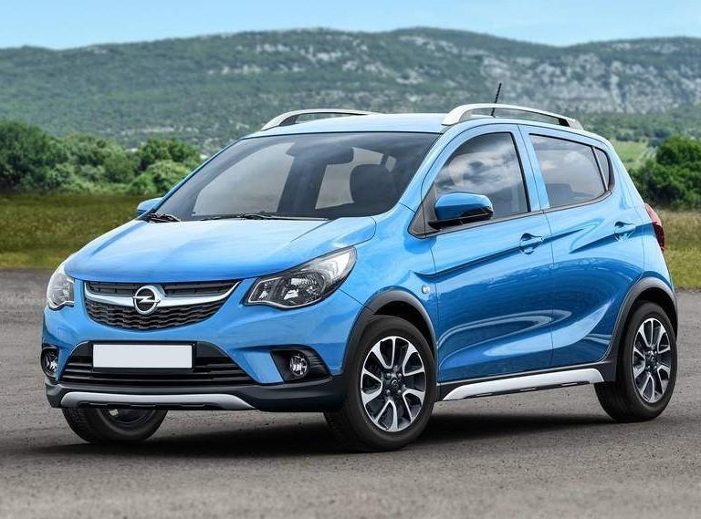 Opel Karl Rocks, Suzuki Ignis, Ford Ecos