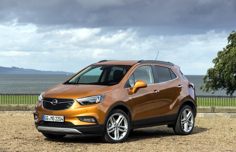 Opel Mokka X 2019 prova su strada e test