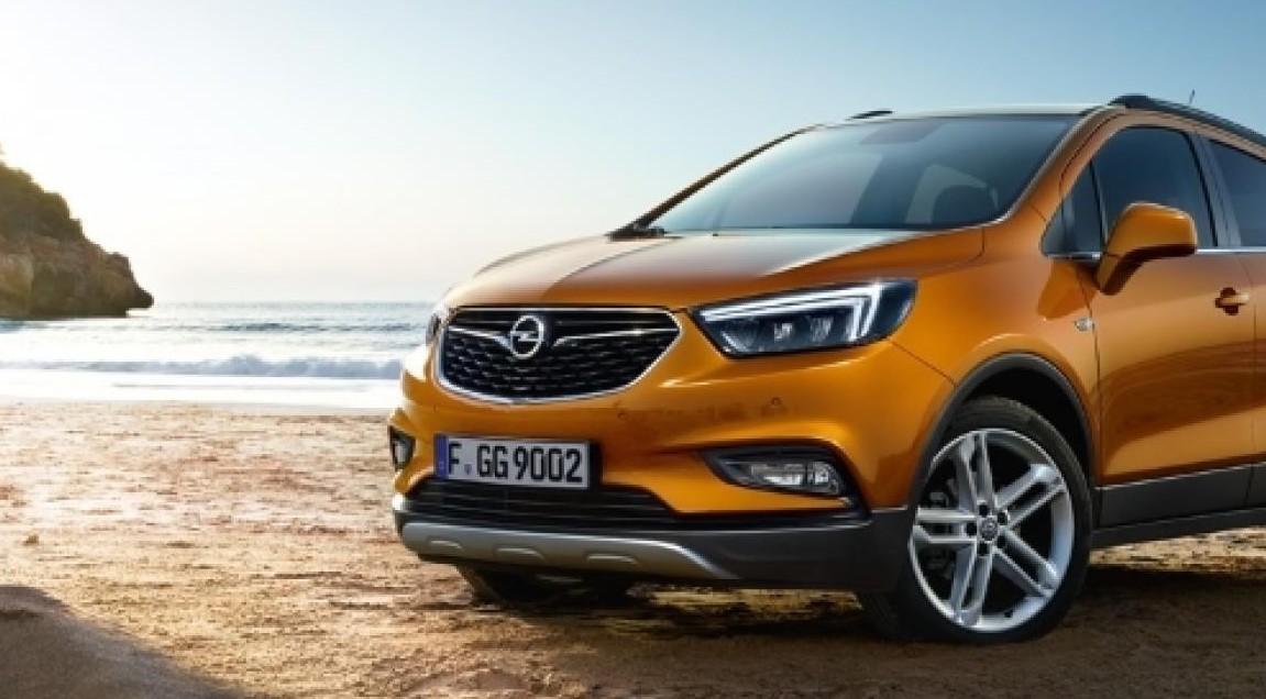 Opel Mokka X 2019 prezzi, modelli, listi