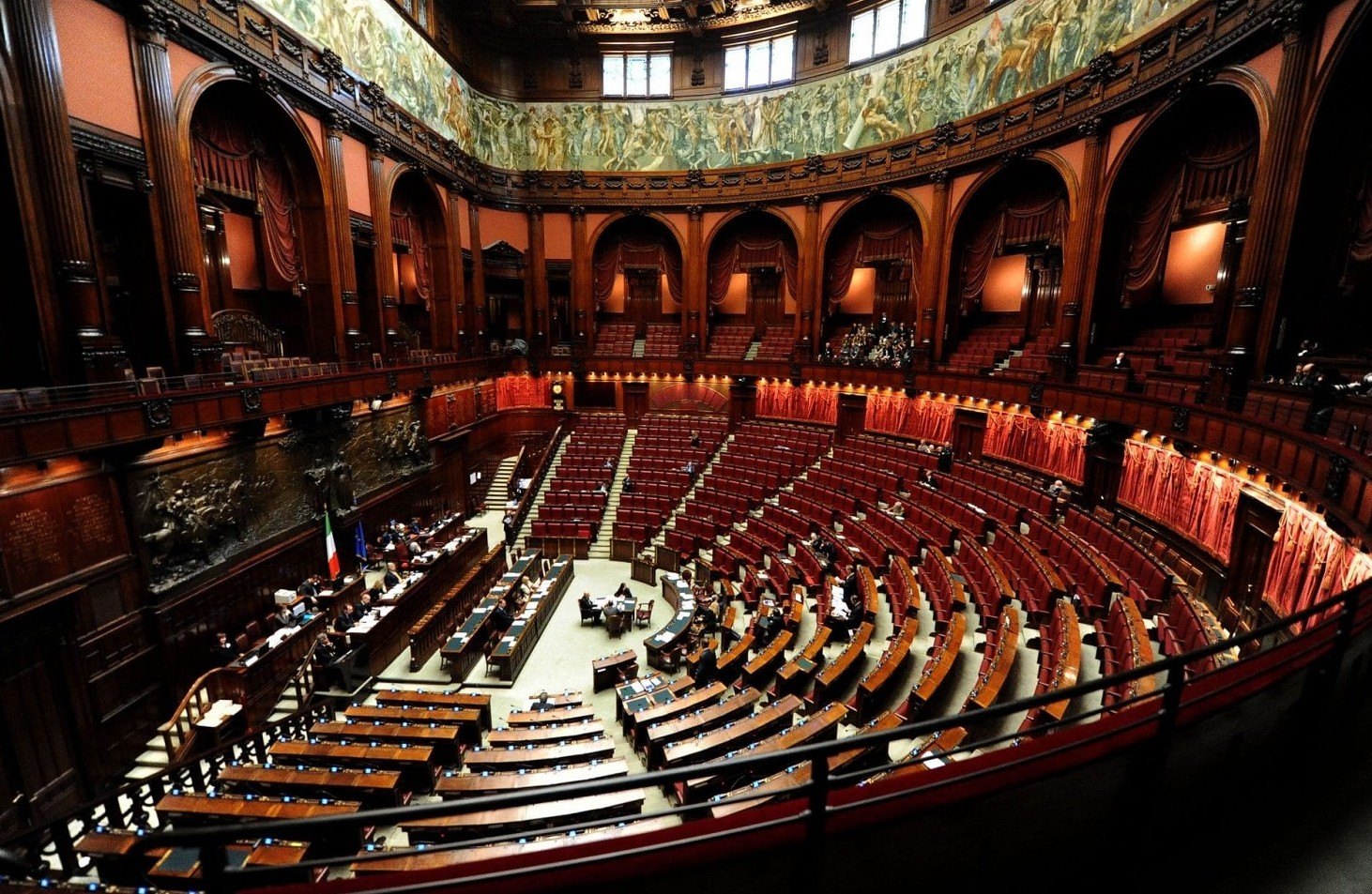 Opzione donna oggi mercoled novit domande inps e decreto for Parlamento on line