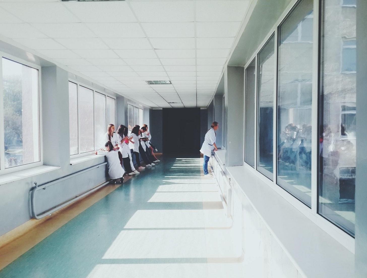 Ospedali, 300 reparti che non sono sicur