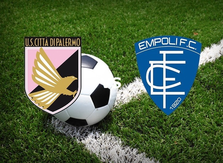 Palermo Empoli streaming live gratis. Ve
