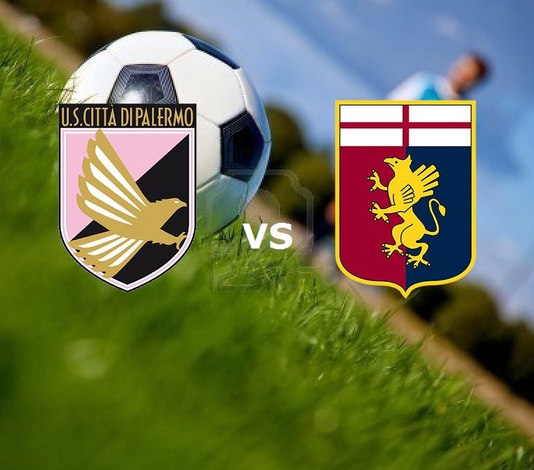 Palermo Genoa streaming live gratis. Ved