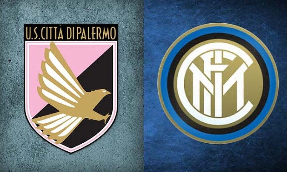 Palermo Inter streaming live gratis. Dov