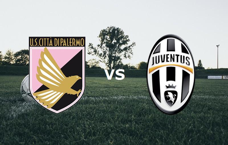 Palermo Juventus streaming gratis live.