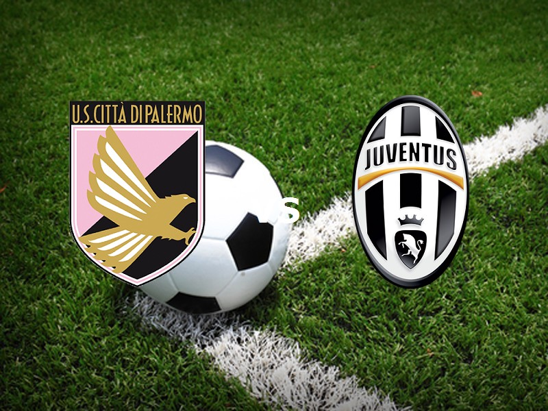 Palermo Juventus streaming live gratis.