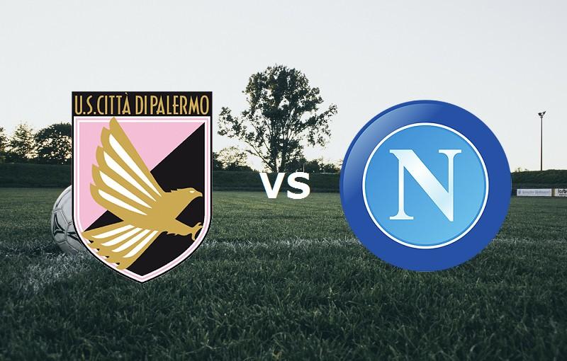 Palermo Napoli streaming live gratis. Do