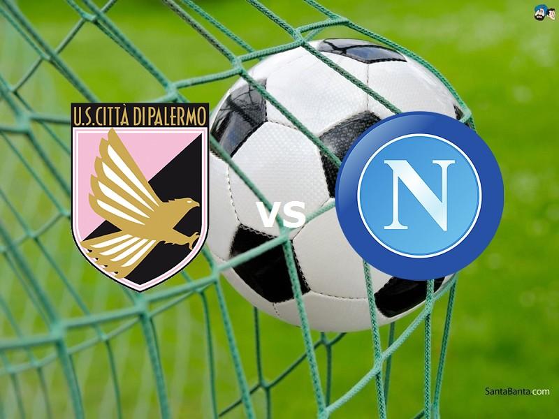Palermo Napoli streaming gratis live sit