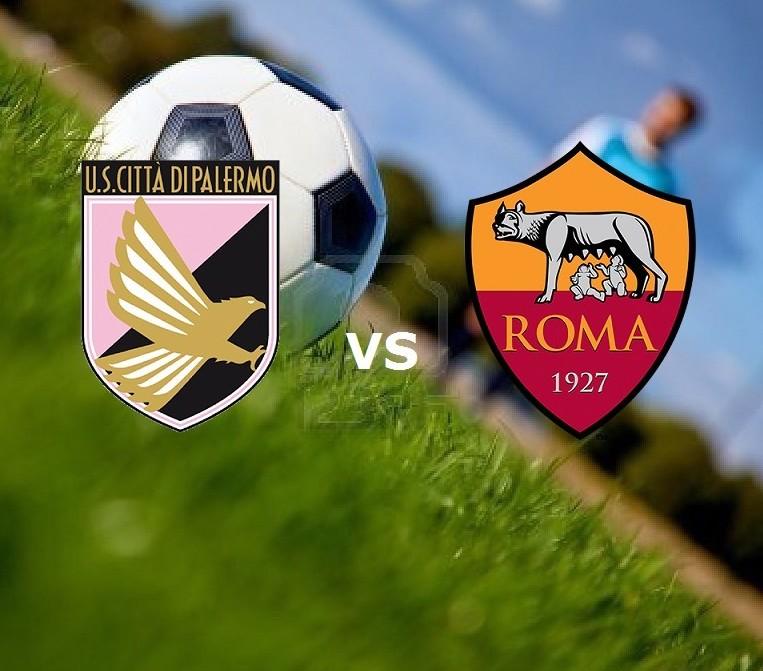 Palermo Roma streaming su link gratis. V