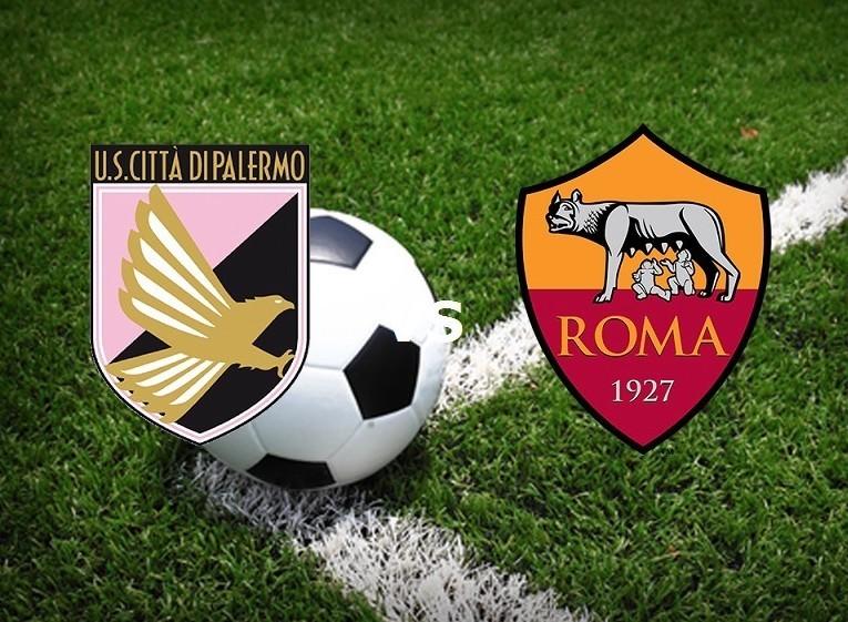 Palermo Roma streaming gratis live su li