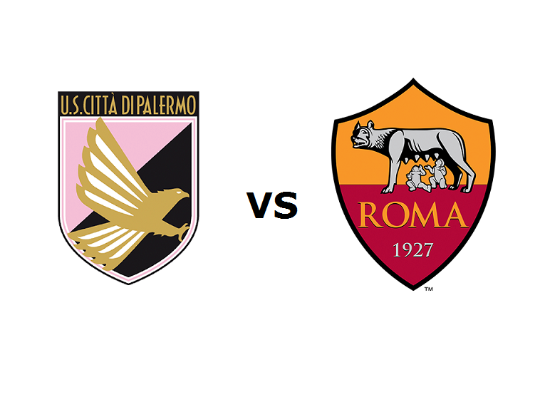 Palermo Roma streaming su Rojadirecta, l