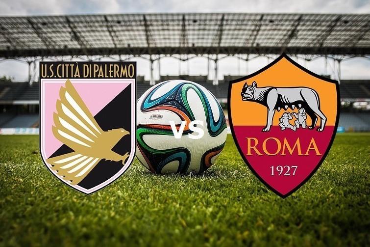 Palermo Roma streaming al via ora su sit
