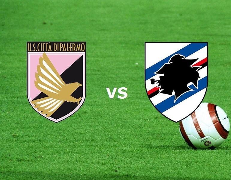Palermo Sampdoria streaming live gratis.