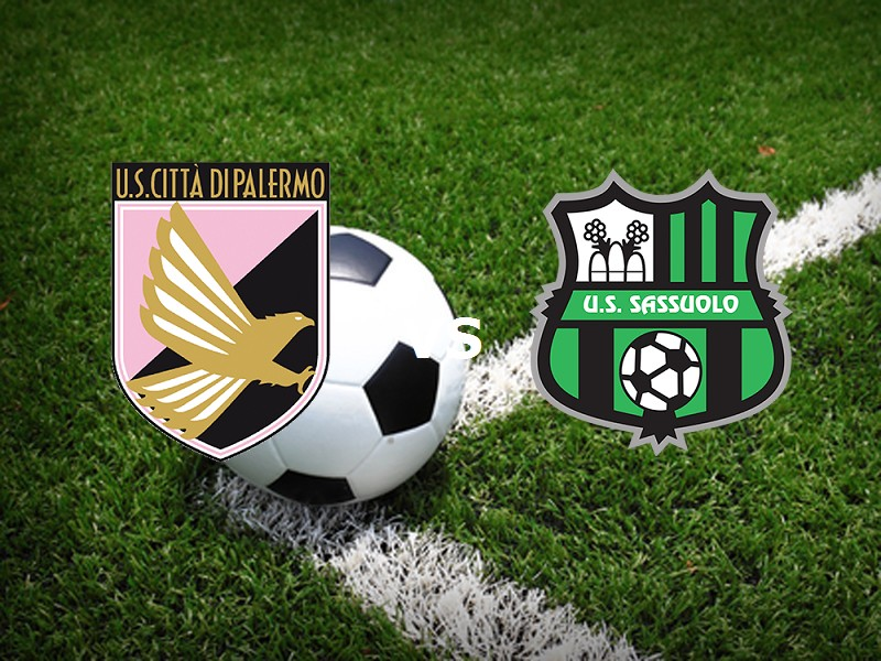 Palermo Sassuolo streaming live gratis d