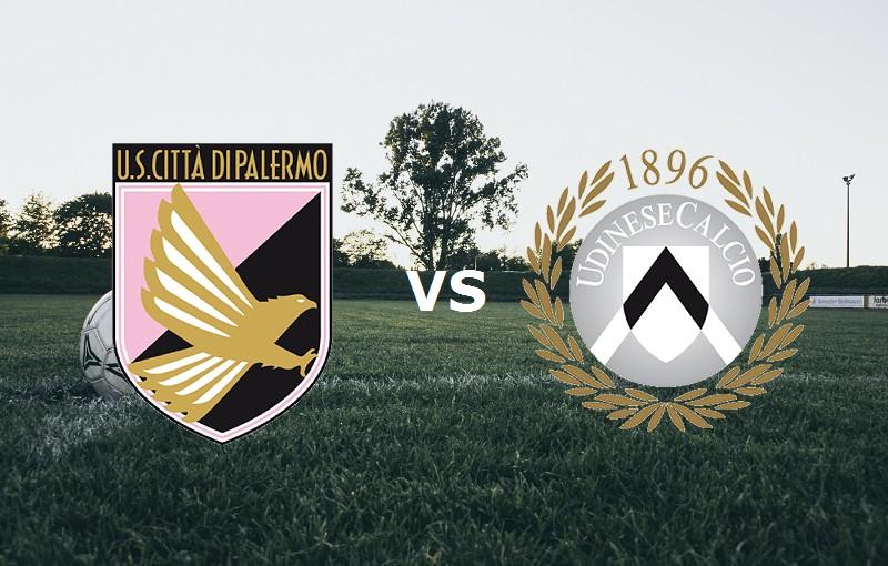Palermo Udinese streaming live gratis li
